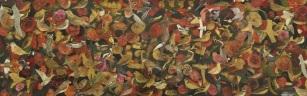 Victoriana Mixed Media 30 cm x 91 cm Price; £200.00