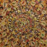 Cornucopia Mixed media Size: 122 cm x 122 cm Price: £850.00