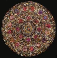 Kaleidoscope Mixed media Size: 90 cm x 90 cm Price: £850.00