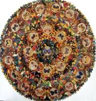 Kaleidoscope (2) Mixed Media 61 cm x 61 cm £275.00