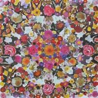 Kaleidoscope (6) Mixed Media on canvas 53 cm x 53 cm Price: £75.00