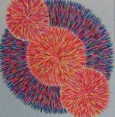 Trinity Acrylic on canvas