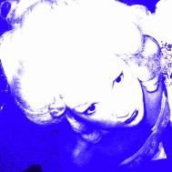Marie Antoinette (Blue)