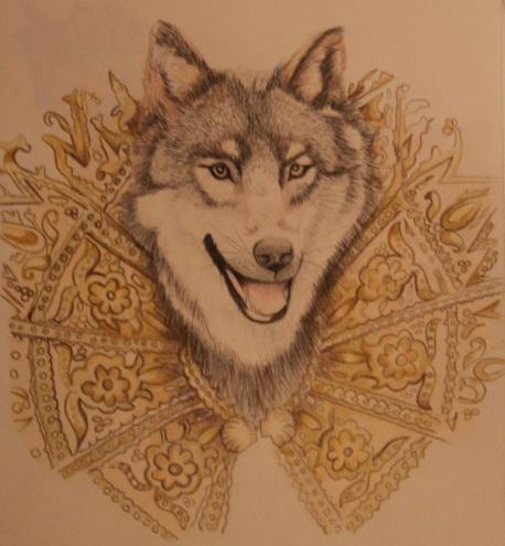 Elizabethan wolf