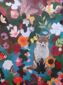Fox detail