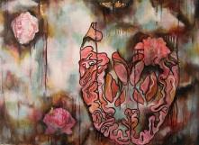 Progress on painting of brain