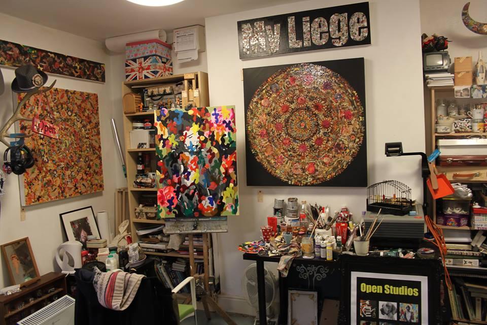 New studio at Maker's Dozen