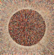 Event Horizon Acrylic on canvas Price: £150.00