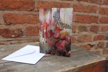 Silence Card Size 10.4 cm x 14.7 cm Price: £2.50