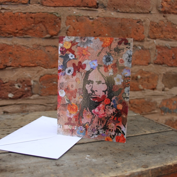 It used to be so nice card Size 10.4 cm x 14.7 cm Price: £2.50