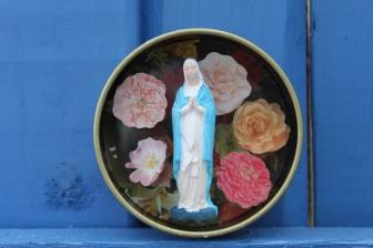 Virgin Mary (2) SOLD