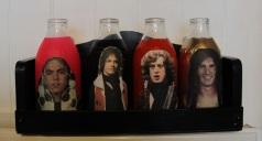Slade Milk Bottles Mixed Media Not for sale