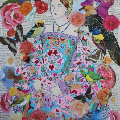 Colour me gone Mixed Media £50.00