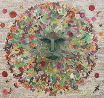 Back to nature Original artwork for sale