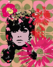 Jean Shrimpton SOLD