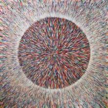 Event Horizon Acrylic on canvas